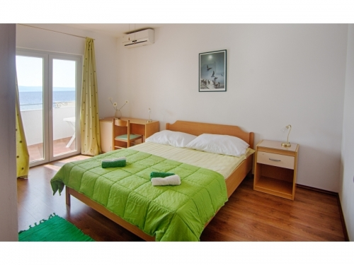 Appartementen-pansion Julija - Omiš Kroatië