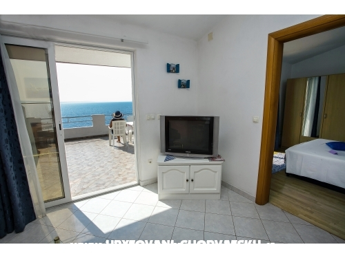 Appartementen Teni - Omiš Kroatië