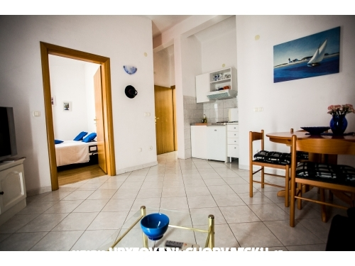 Apartmány Teni - Omiš Chorvatsko