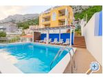 Omis Appartement Dodo mit Pool