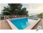 Apartmán Dodo s bazénom - Omiš Chorvátsko