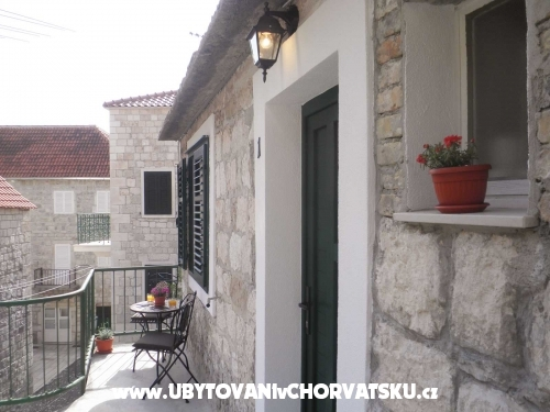 Apartmán Smokvica - Omiš Chorvatsko