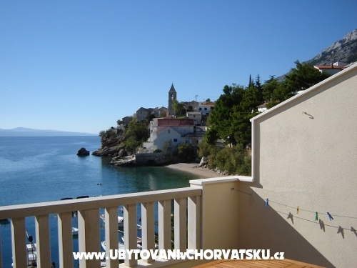 Appartements  Pelegrin - Omi� Croatie