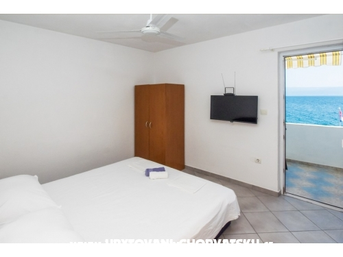 Apartments Tamaris - Suhi Potok - Omi� Croatia