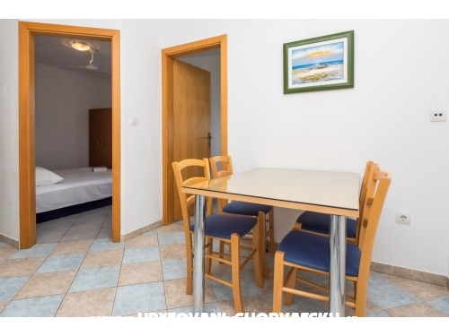 Apartments Tamaris - Suhi Potok - Omiš Croatia