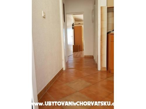 Apartmány ABA - Omiš Chorvatsko