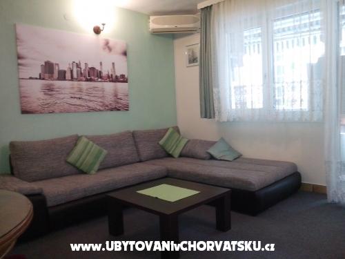 Apartmány Abram - Omiš Chorvatsko