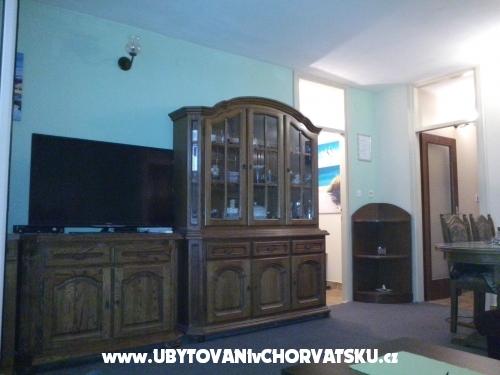 Apartm�ny Abram - Omi� Chorvatsko