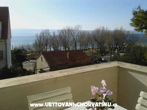 Appartements Ana - Campement Ivo - Omi� Croatie