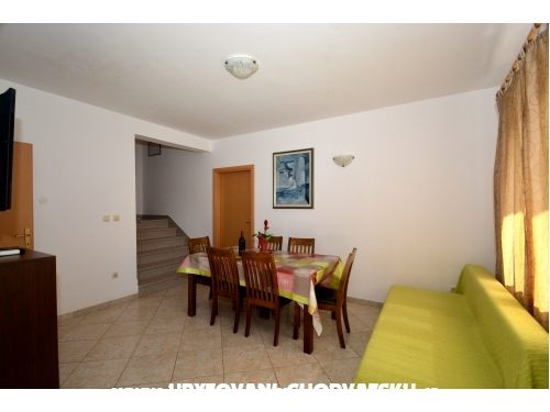 Apartments Ana - Camp Ivo - Omiš Croatia