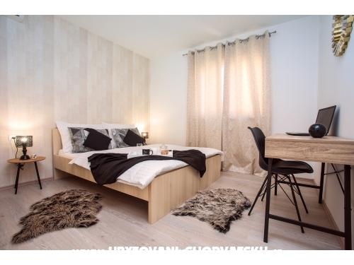 Appartementen Bakota - Omiš Kroatië