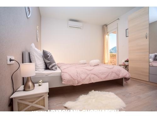 Apartmány Bakota - Omiš Chorvátsko