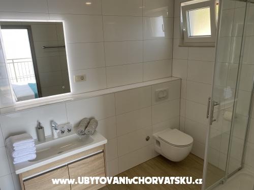 Apartmány Bona fide - Omiš Chorvátsko
