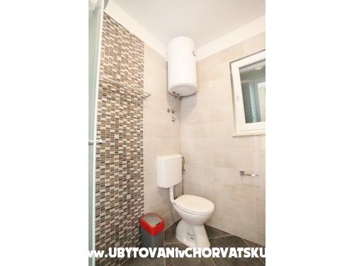 Apartmány Bosiljka - Omiš Chorvatsko