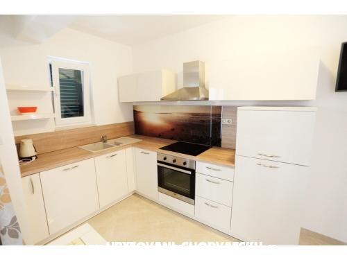 Apartm�ny Bosiljka - Omi� Chorv�tsko