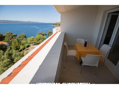 Ferienwohnungen Bosiljka - Omi� Kroatien