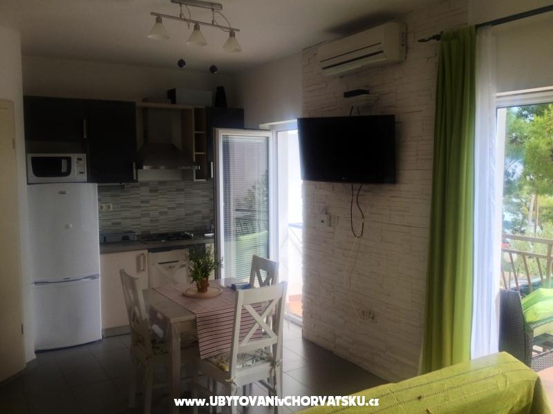 Appartements Darija - Omiš Croatie