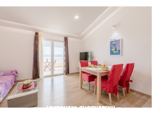 Apartments Diridonda - Omiš Croatia