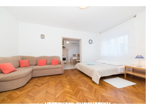 Apartmány Filip - Omiš Chorvatsko