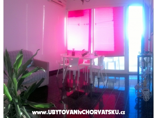 Apartmány for relaxing holidays - Omiš Chorvatsko