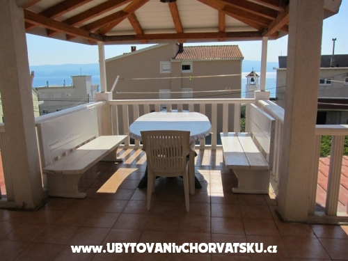 Appartements Gabelica - Omi� Croatie