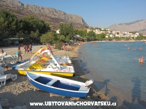 Ferienwohnungen Gabelica - Omiš Kroatien