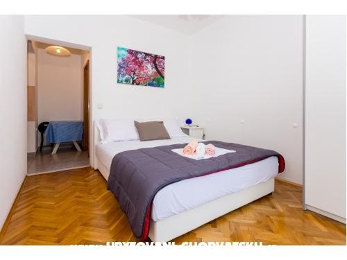 Apartmaji Iva Brstilo Stanići - Omiš Hrvaška