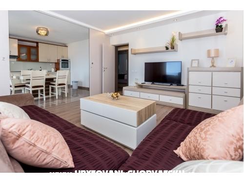 Apartmány Iva Brstilo Stanići - Omiš Chorvatsko