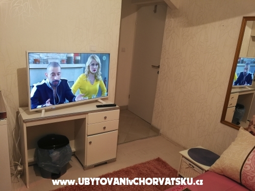 апартаменты Jadra - Omi� Хорватия
