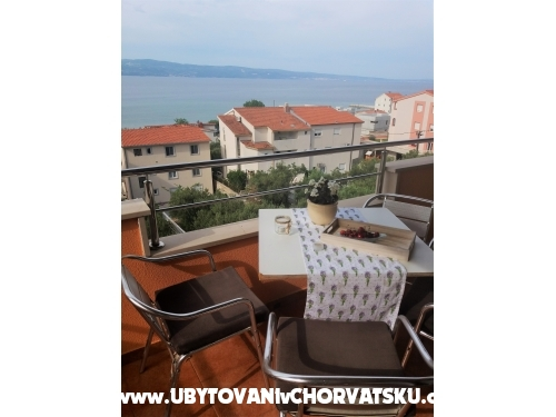 Apartments Kristina - Omiš Croatia