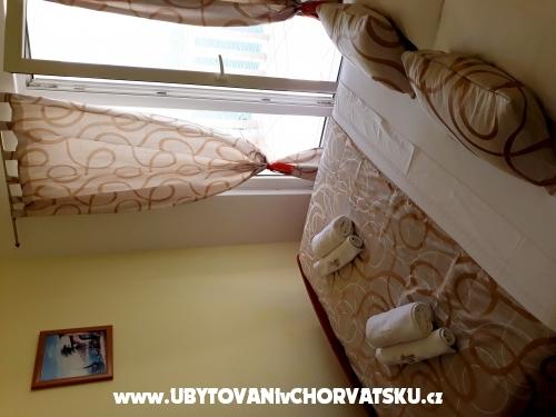 Appartements LIKI - Omiš Croatie