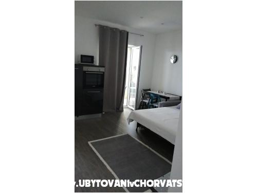 Apartmanok Mario - Omiš Horvátország