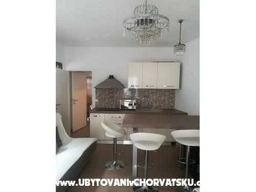 Apartmány Merion - Omiš Chorvatsko