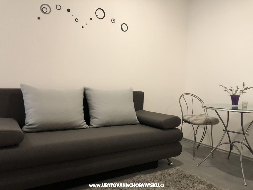 Apartmány Milka i Jozo - Omiš Chorvatsko