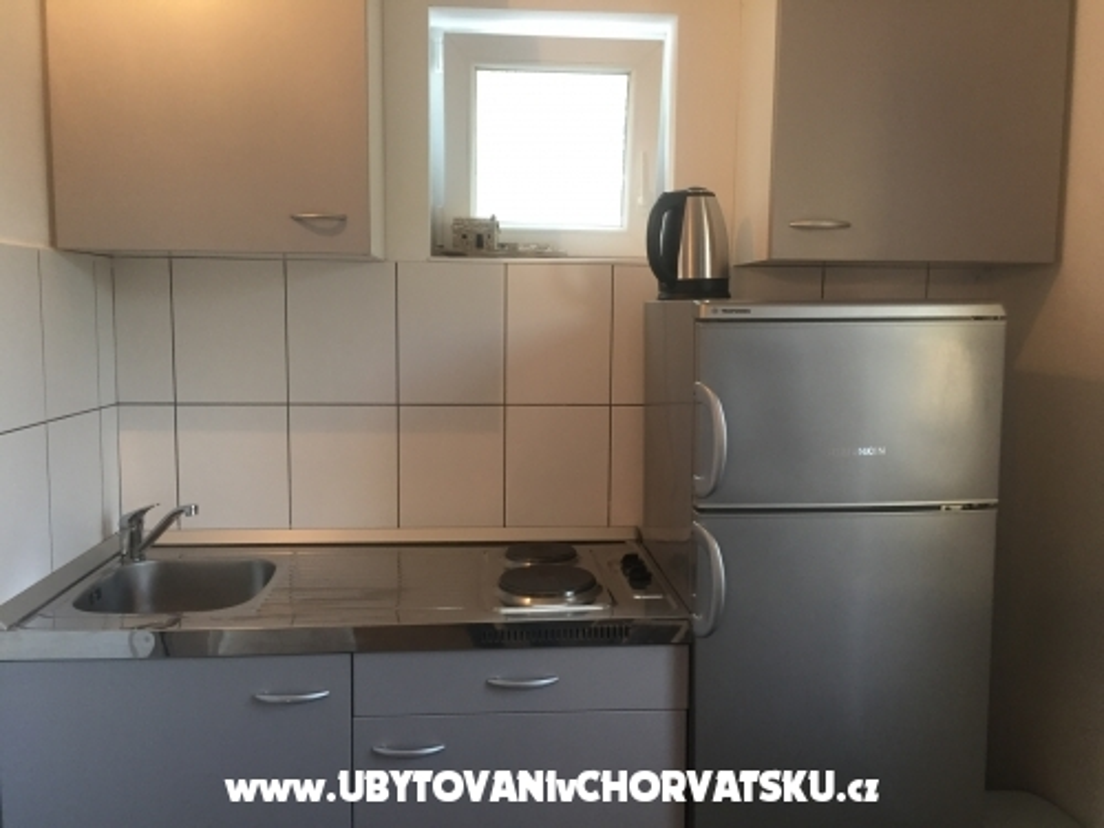Appartementen Milka i Jozo - Omiš Kroatië