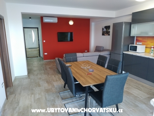 Appartements Mušac - Dugi Rat Croatie