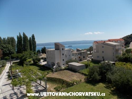 Apartmány Nikola Škarica - Omiš Chorvátsko