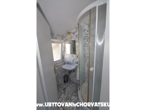 Apartmány Nives - Omiš Chorvatsko
