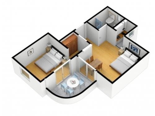 Apartmány Peric - Omiš Chorvátsko