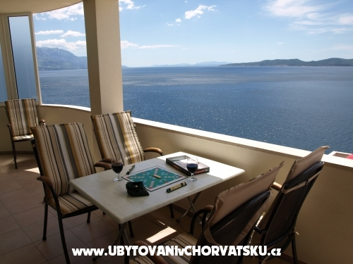 Apartments PIMM - Omiš Croatia