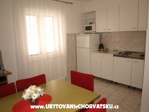 Apartmány PIMM - Omiš Chorvátsko