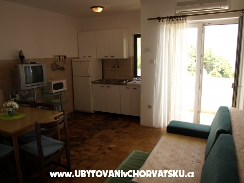 Apartmány PIMM - Omiš Chorvatsko