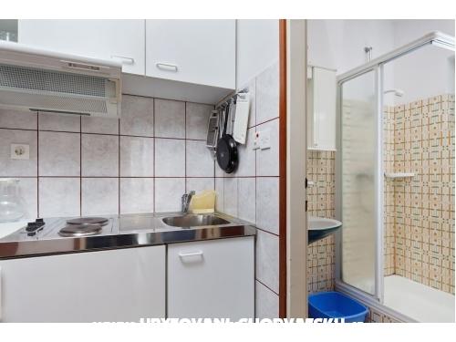 Apartmanok Ban (Medići) - Omiš Horvátország