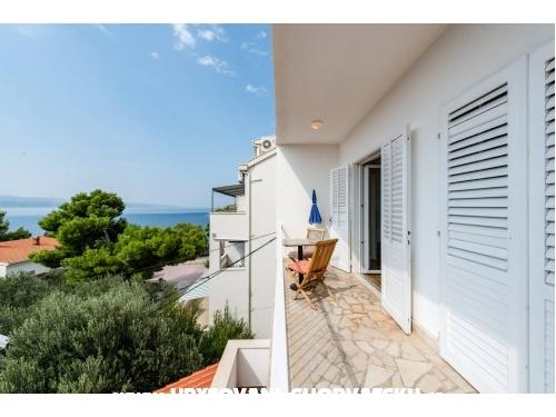 Appartementen Ban (Medići) - Omiš Kroatië