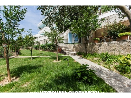 Apartments Slavko - Omiš Croatia