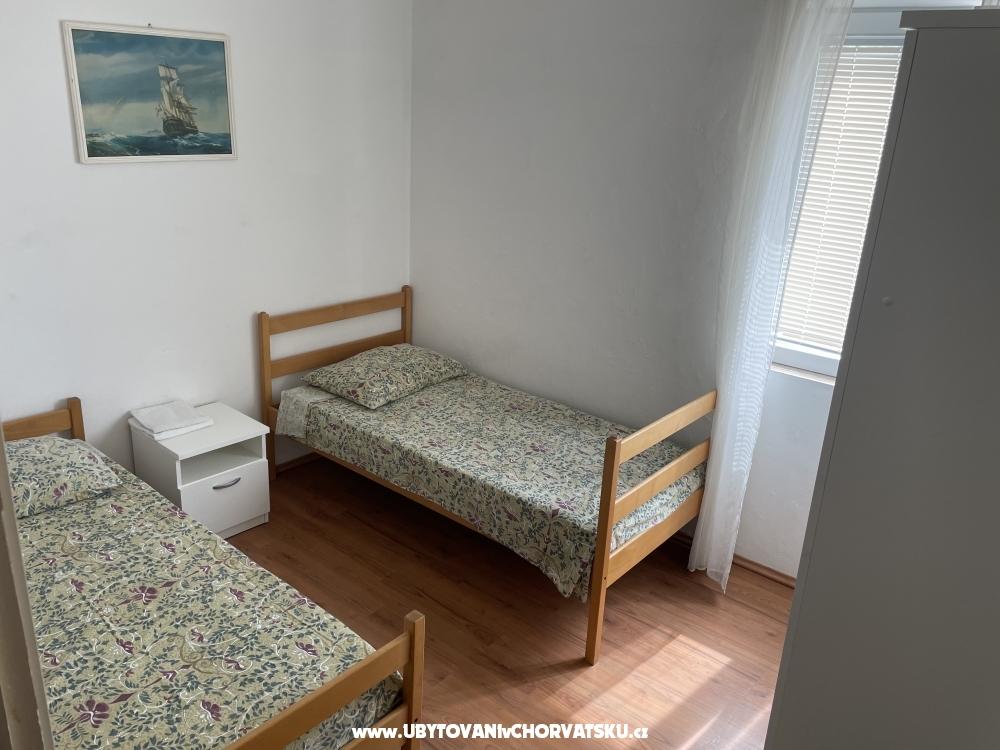 Appartements Stanic - Omiš Croatie