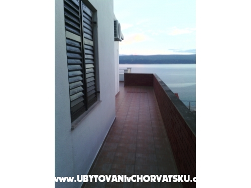 Ferienwohnungen Suco - Omi� Kroatien