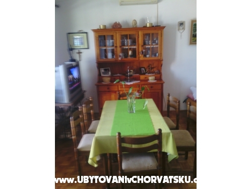 Apartmány Suco - Omiš Chorvátsko