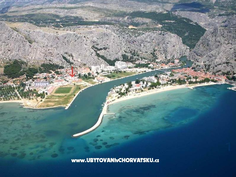Apartments Terezia Omis Croatia Omis Holiday