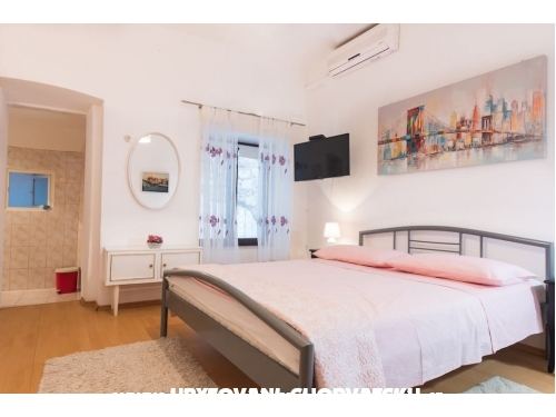 Appartements Stari Grad /Omiš center/ - Omiš Croatie